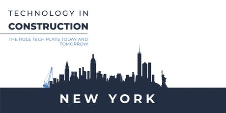 Technology in Construction: its role today and tomorrow tickets