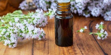 Curso de Aromaterapia e Autoconhecimento ingressos