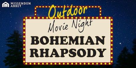 Outdoor Movie Night - Bohemian Rhapsody tickets