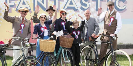 Vintage Bike Ride by the Sea tickets