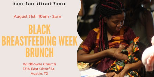 Black Breastfeeding Week Community Brunch