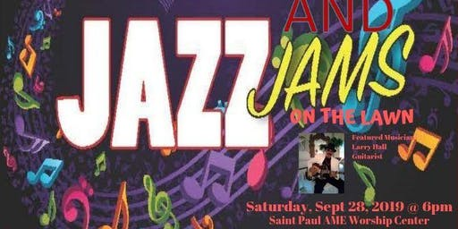 Jazz and Jams on the Lawn