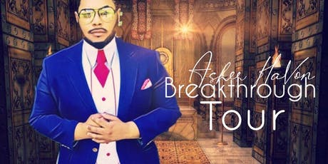 Breakthrough Tour, Selma Al tickets