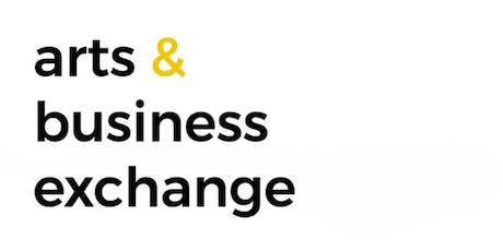 arts & business exchange Toronto 2019 tickets