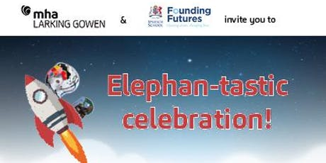 Elephan-tastic celebration! tickets