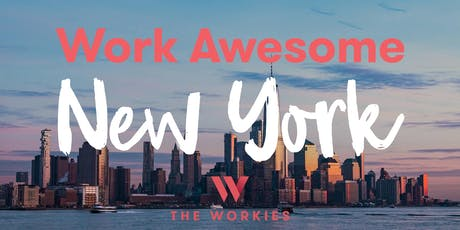 Work Awesome New York City – A Day On The Future of Work tickets