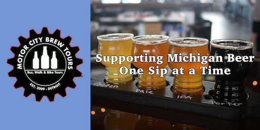 Brewery Walking Tour - Detroit - September 28
