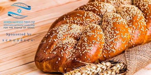 Challah Baking with KHYL Munich