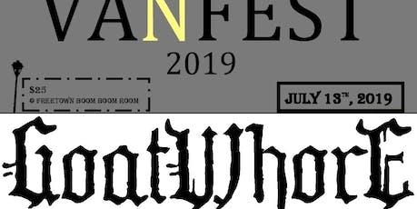 VanFest 2019 tickets