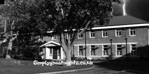 Ghost Hunt Event @ R.A.F Binbrook, Officers Mess, Ghost Hunt Only, 7th September 2019