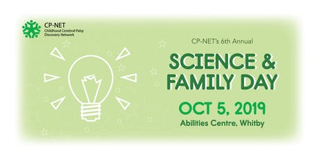 CP-NET Science and Family Day tickets