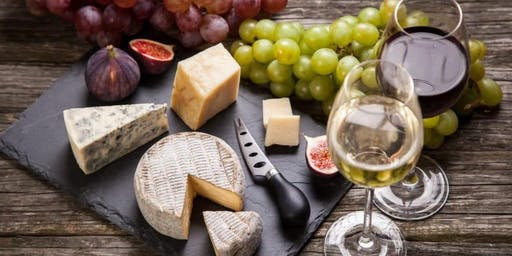 A Tour of Italy: Wine & Cheese Pairing