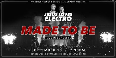 Jesus Loves Electro - Live In Concert | Brentwood, TN tickets