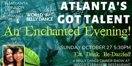 Atlanta's Got Talent: Enchanted Evening tickets