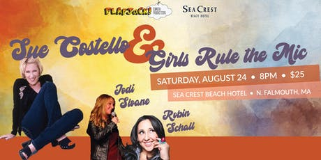 Sue Costello & Girl's Rule the Mic tickets