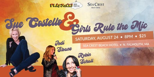 Sue Costello & Girl's Rule the Mic