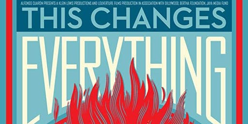 Film Screening: 'This Changes Everything'