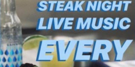 Steak Night at Goodnight Charlie's tickets