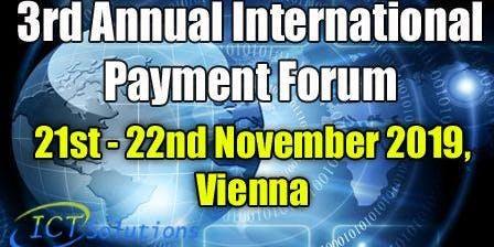 3rd Annual International Payment Forum