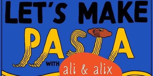Let's Make Pasta 101