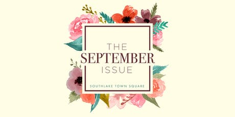 The September Issue Fall Fashion Show tickets
