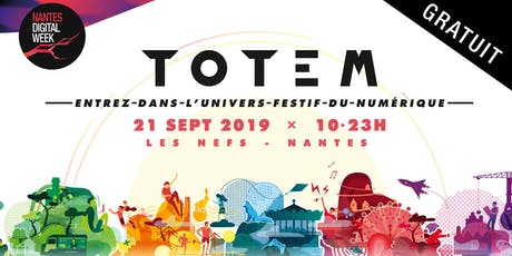 TOTEM tickets