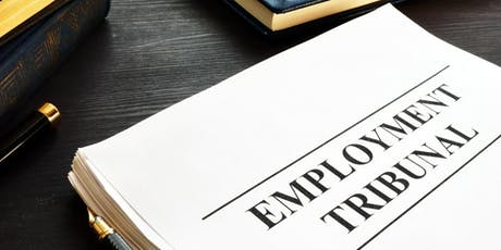 Employment Tribunal Training tickets