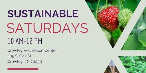 Sustainable Saturdays: Informational Workshops