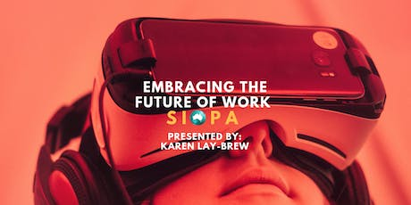 Embracing the future of work: The perfect storm for Organisational Psychology? tickets