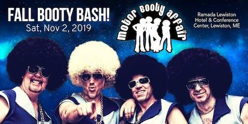 Fall Booty Bash, 2019!