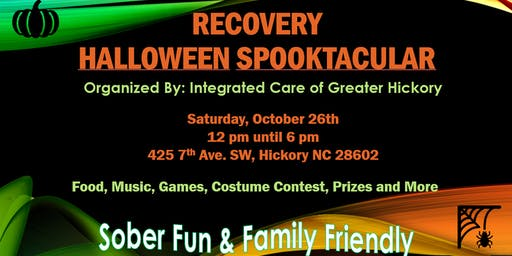 2019 ICGH RECOVERY HALLOWEEN SPOOKTACULAR