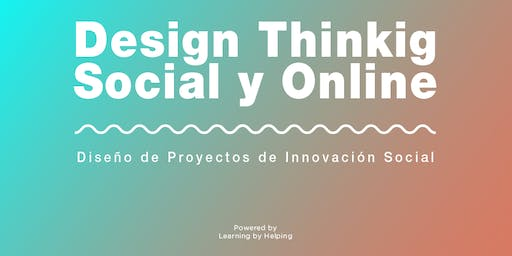 Design Thinking Social y Online