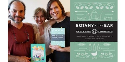 Botany at the Bar Book Talk and Tasting