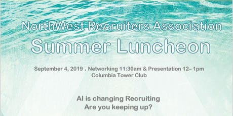 NWRA Summer Luncheon tickets