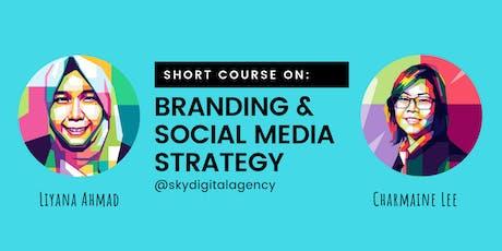 Branding & Social Media Strategy tickets