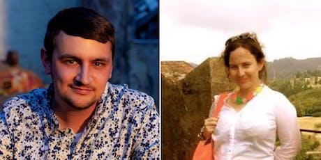 Poetry off the Shelf: John James & Dorothea Lasky tickets
