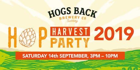 Hop Harvest Party 2019 biglietti
