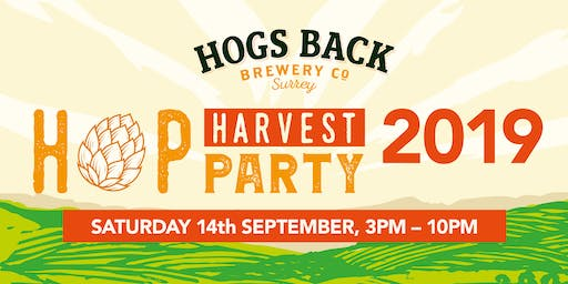 Hop Harvest Party 2019