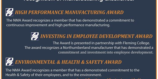 NMA Annual Manufacturing Awards