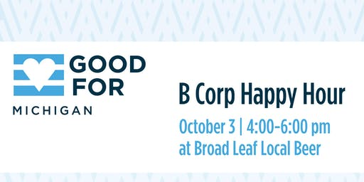 BCorp Happy Hour