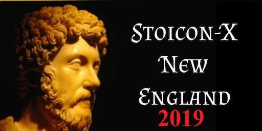 Stoicon-X New England 2019