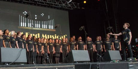 NEW Canary Wharf Choir - West End Musical Choir (NO AUDITION!) tickets