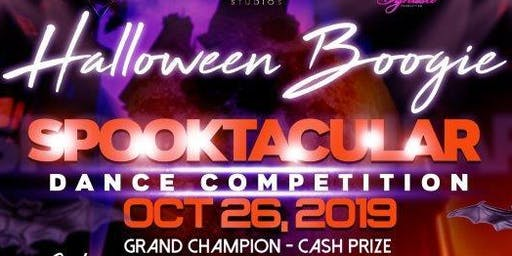 Halloween Boogie Spooktacular Dance Competition