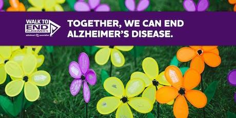 2019 Walk to End Alzheimer's - Myrtle Beach, SC tickets