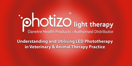 Phototherapy in Animal Practice CPD tickets
