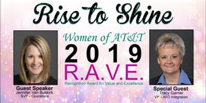 2019 National WOA R.A.V.E. Dinner  (SOLD OUT)