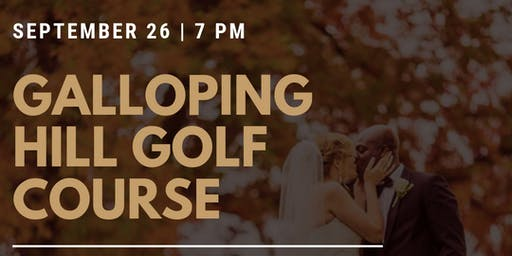 Galloping Hill Golf Course Bridal Show