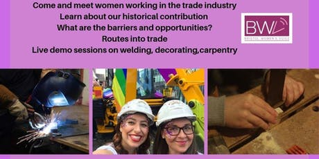 Women in Trade tickets