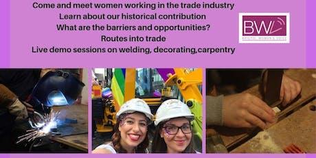 Women in Trade tickets