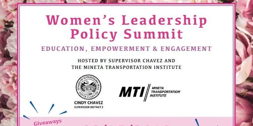 Women's Leadership Policy Summit